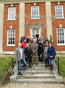 Group photo of 2015 nidotherapy delegates